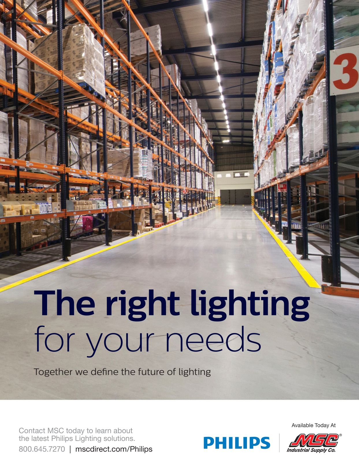 Msc philips lighting catalog